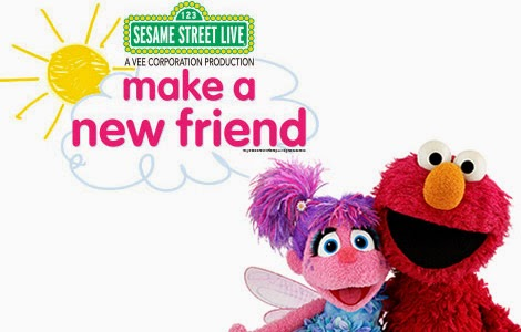 Make a New Friend with Sesame Street Live at PlayhouseSquare, Cleveland, OH!