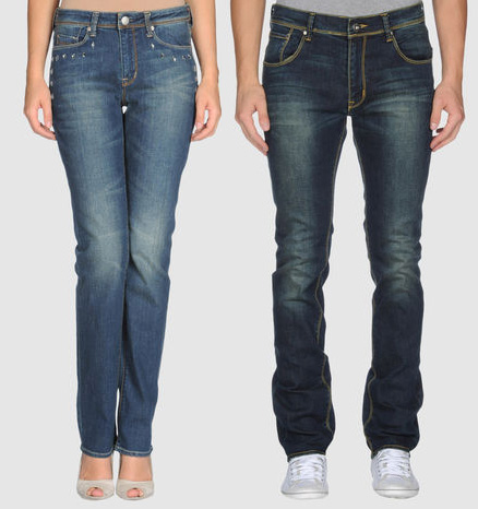 Jeans from Lois Space in Fashion