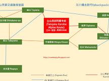 中部北陸自由行黃金路線: 名古屋 高山 白川鄉 金澤 立山黑部交通規劃