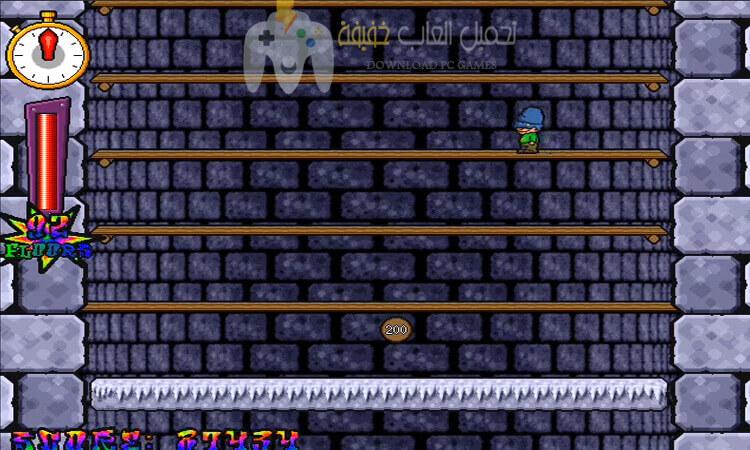 تحميل لعبة الرجل النطاط من ميديا فاير للكمبيوتر