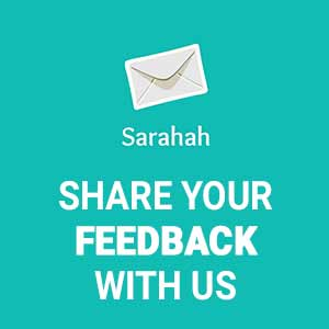 Write for Mahendras on Sarahah & Share your Feedback with us