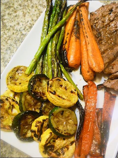 9 Summer Grilling Favorites 2018 - Grilled Vegetables, a Summer Staple - Slice of Southern