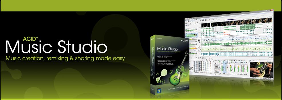 acid music studio 10.0 تحميل