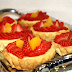 Готовим в духовке творожные булочки с клубникой