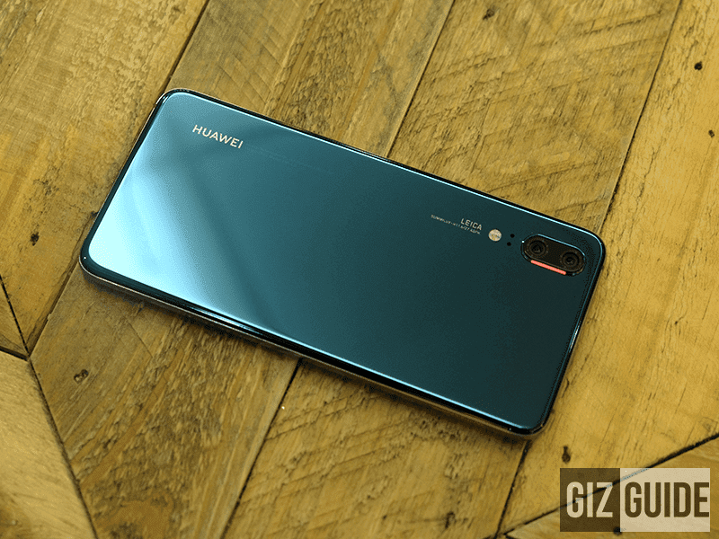Huawei P20 Unboxing and First Impressions