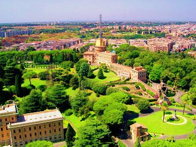 الحدائق الفاتيكانية