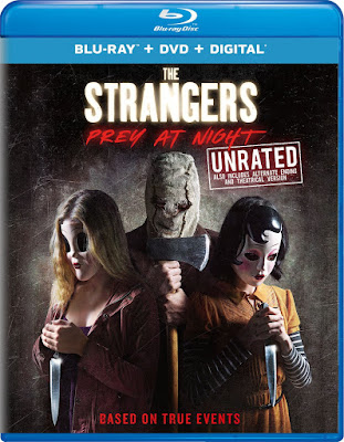 The Strangers Prey At Night Blu Ray