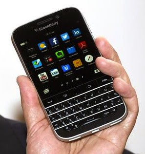 Is BlackBerry Classic just for the older generation