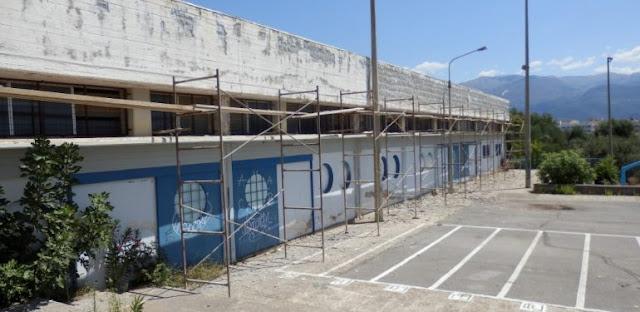 Συντηρήσεις σχολείων στο δήμο Καλαμάτας  ύψους 520.000 ευρώ