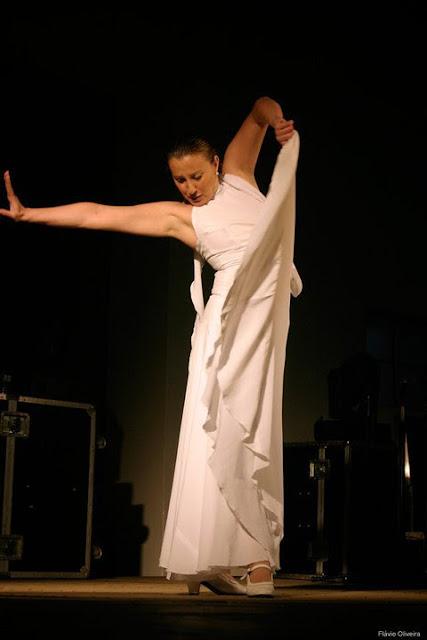 la bailadora Ana Castilla