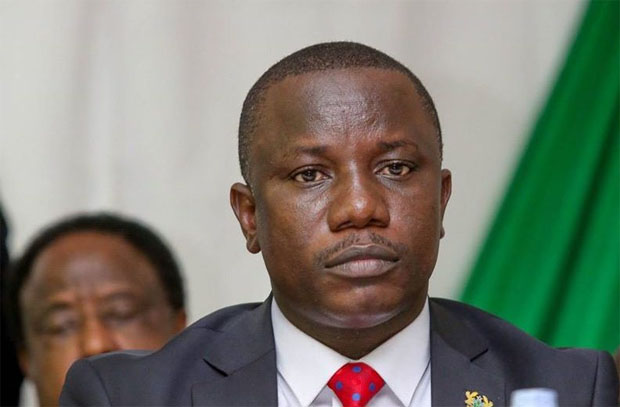 US NOT ESTABLISHING MILITARY BASE IN GHANA – NITIWUL PARRIES REPORT