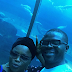 JJC Skillz and his pregnant wife, Funke Akindele-Bello vacation in Dubai (Photos)
