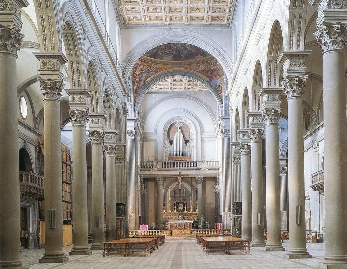 ARCH161: Basilica Di San Lorenzo, Florence Italy