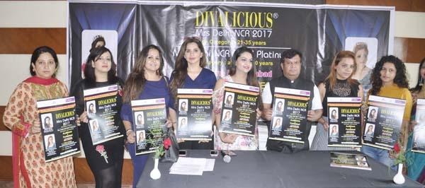 दिवेलिसियस मिसेज दिल्ली-एनसीआर ऑडीशन्स 2 को विजेता को मिलेगी सीधे मिसेज इंडिया 2018 में एंट्री