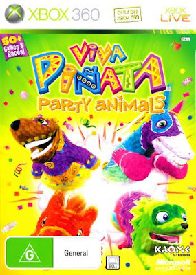 Viva Piñata: Party Animals (LT 2.0/3.0 RF) Xbox 360 Torrent Download
