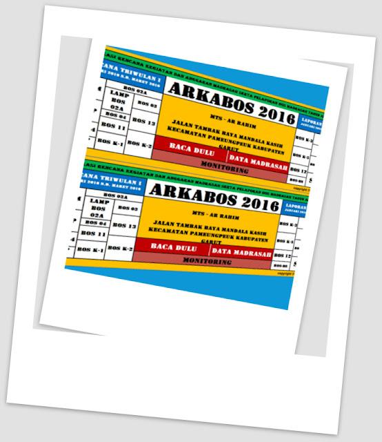 Download Program Aplikasi Arkabos Revisi Terupdate Untuk Semua Jenjang