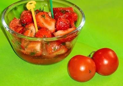 салат +с помидорами простой
