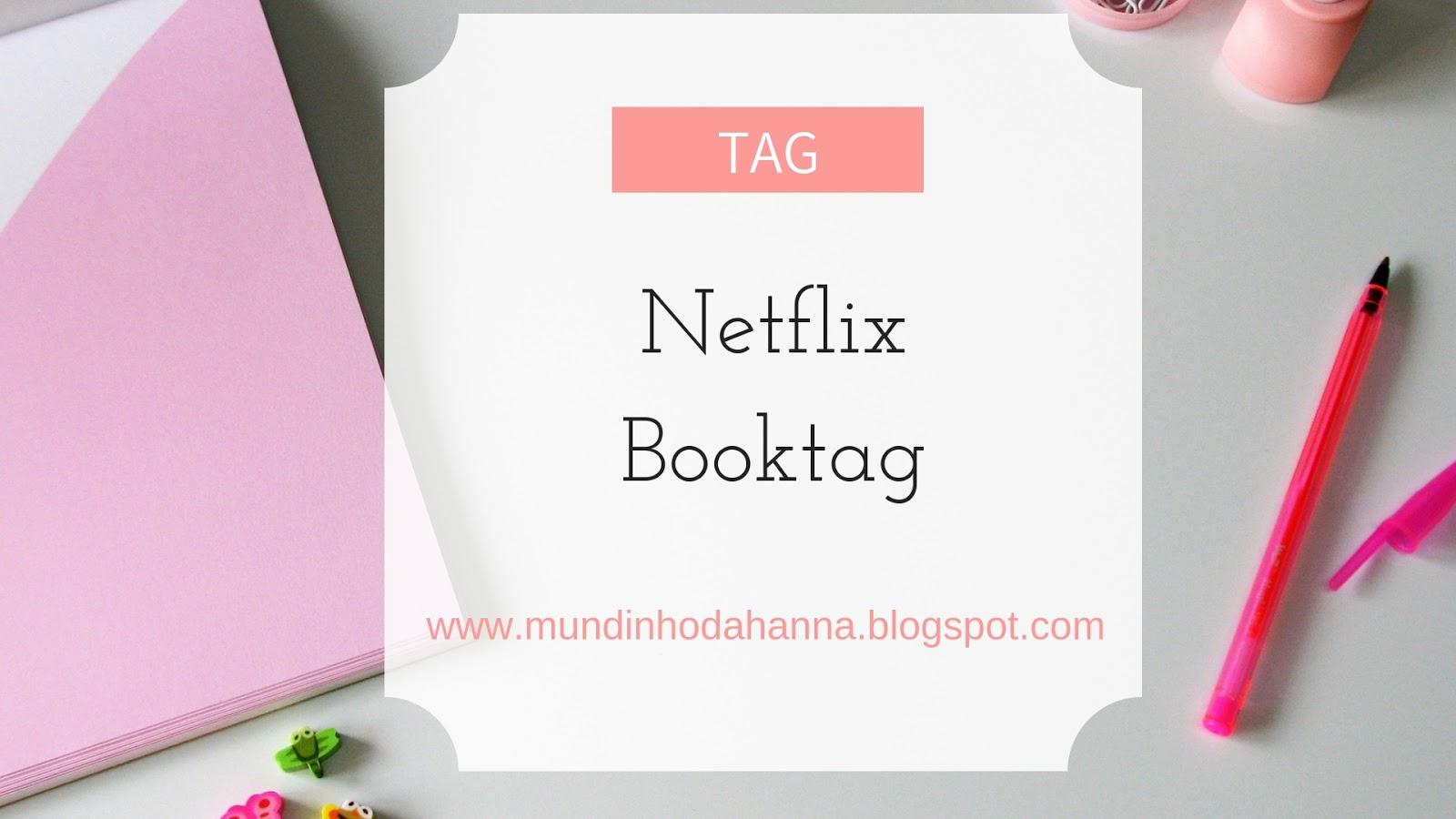 Netflix Booktag