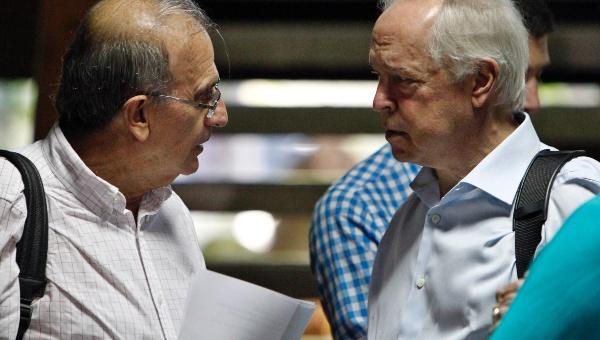 Vocero EE.UU. en diálogos con FARC asistiría a reunión con ELN