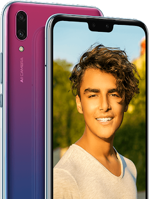 Huawei Y9 (2019) with dual selfie camera   specifications, design and features