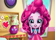 EG mini Pinkie Pie Room Prep juego