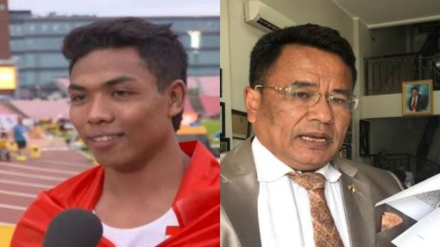 Hotman Sumbang 100 Jt untuk Zohri, Sindir Orang yang Berlomba Masuk TV Seolah Membantunya