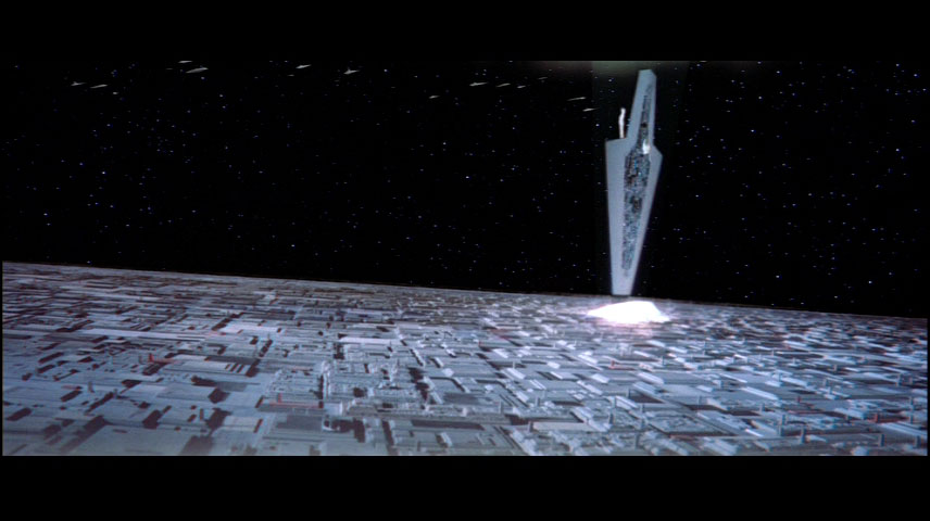 Every Sci-Fi Starship ever in one size comparison graphic ...