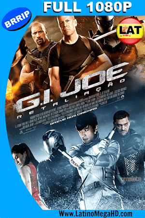 G.I. Joe – El Contraataque (2013) Latino Full HD 1080P (2013)