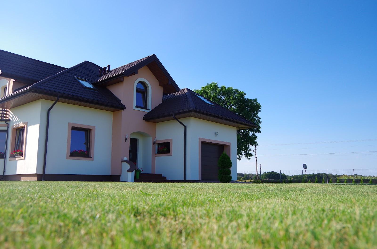 Dom w rukoli