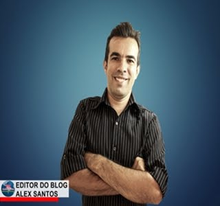 Alex Santos - Editor do Blog
