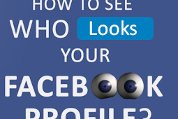 Can You See who is Looking at Your Facebook Page