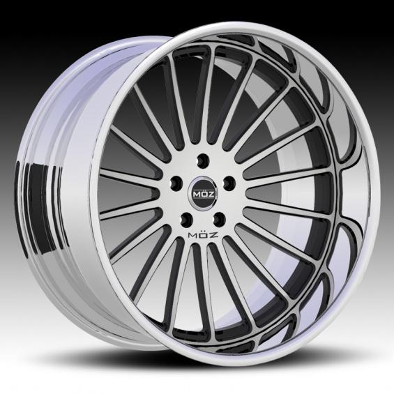 Luxury Wheels Mercedes