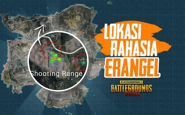 3 Lokasi Rahasia Map Erangel PUBG Mobile Terbaru