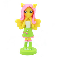 MLP Fake Equestria Girls Clay Fluttershy