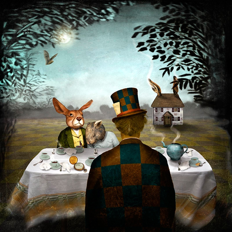 02-Alice-in-Wonderland-inspired-Maggie-Taylor-Visiting-Surrealism-in-Photo-Collage-Worlds-www-designstack-co