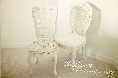 french chair diy