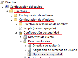 VMWare y AD: password de equipo