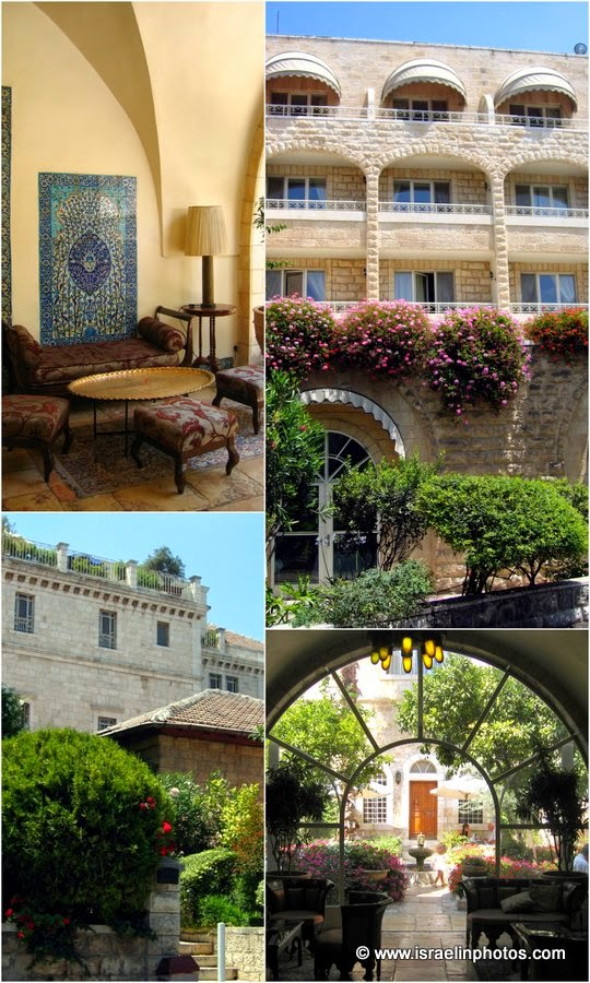 The American Colony - Boutique Hotel in Jerusalem