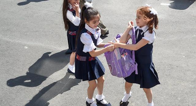 Mejoraran la enseñanza del ruso en escuelas de Armenia