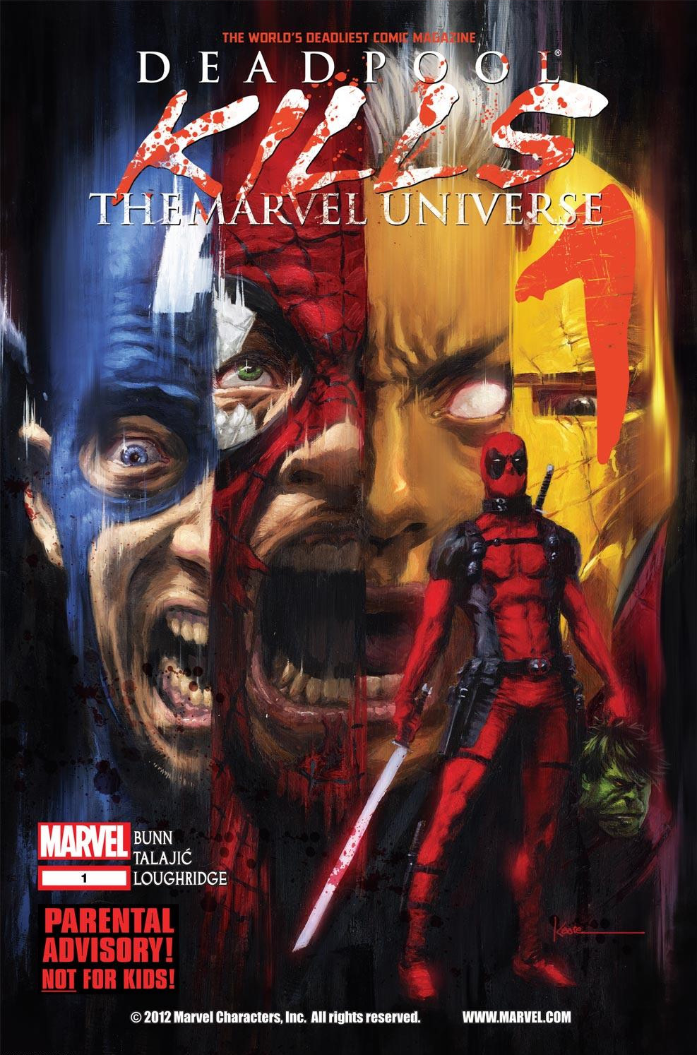 Marvel blog