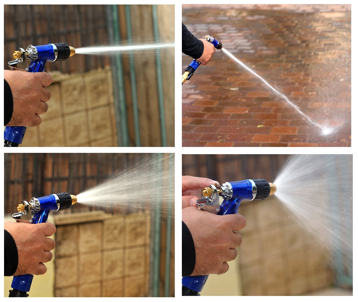 Happily Ever Rushed: RAAYA Garden Hose Nozzle Review