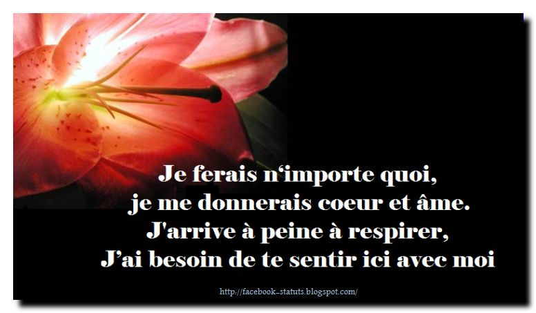 ... facebook - Citation facebook - Proverbe facebook - Phrase facebook
