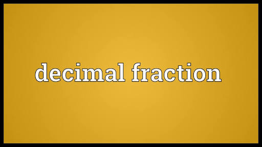 DECIMAL FRACTION HAND WRITTEN NOTE WITH SOLVED EXAMPLE AND SHORTCUT METHODS