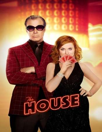 The House 2017 Full English Movie BRRip