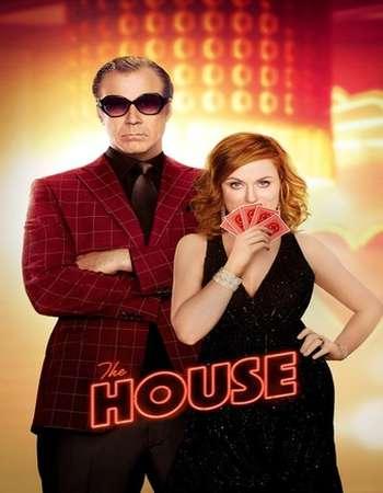 The House 2017 English 720p BluRay ESubs
