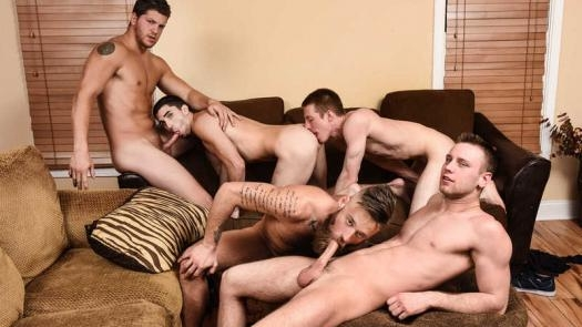 My Cousin Ashton Part 3 – Ashton McKay, Brandon Evans, Damien Kyle, Hoytt Walker, Kyle