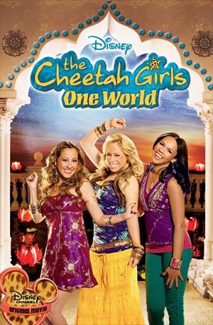 The Cheetah Girls: One World 2008 Dual Audio Hindi 720p BRRip 900mb