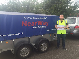 Towing Test Northamptonshire