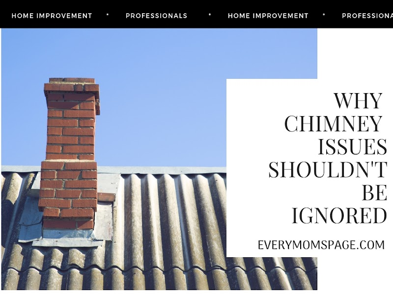 Why Chimney Issues Shouldn't Be Ignored