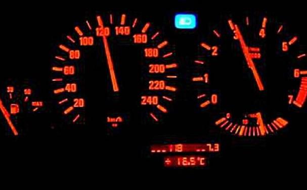 η πιο περίεργη ταχύτητα στις Εθνικές Οδούς